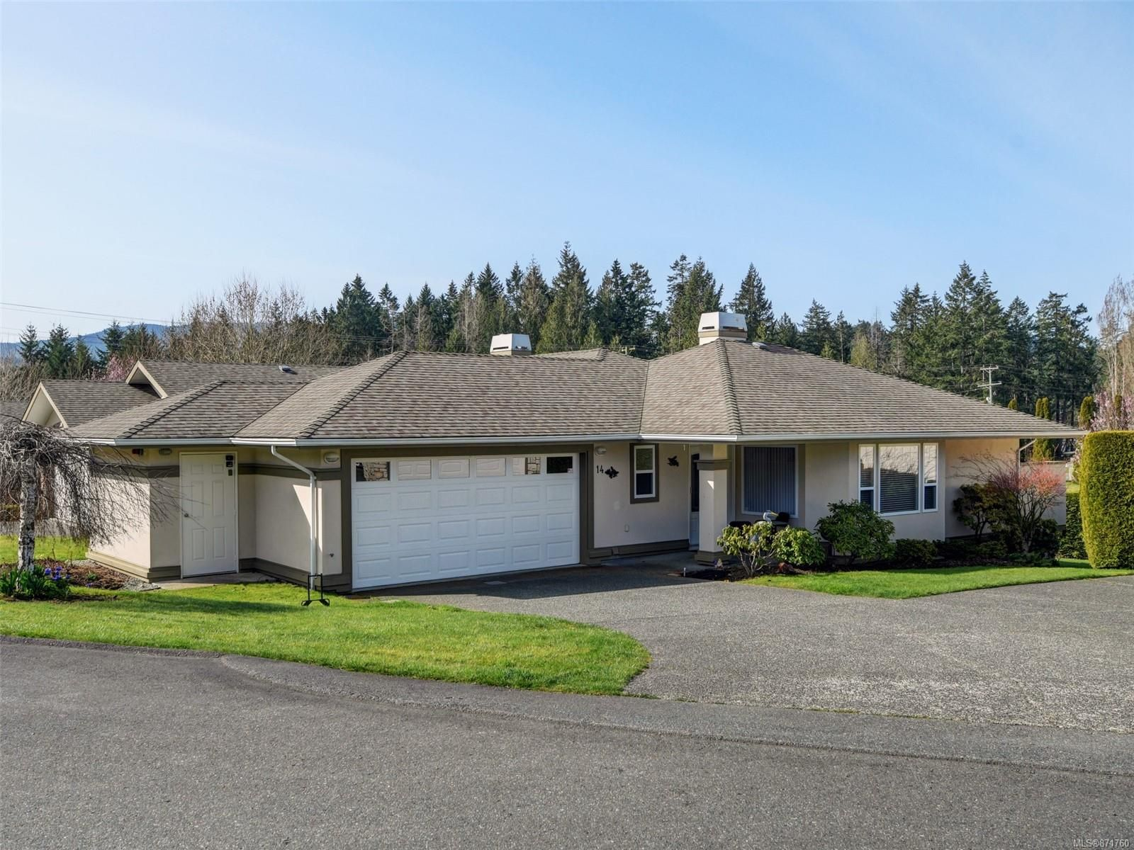 Main Photo: 14 920 Brulette Pl in : ML Mill Bay Row/Townhouse for sale (Malahat & Area)  : MLS®# 871760