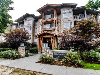 Photo 1: 316 3110 DAYANEE SPRINGS Boulevard in Coquitlam: Westwood Plateau Condo for sale : MLS®# R2496797