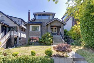 Photo 1: 3838 W 11TH Avenue in Vancouver: Point Grey House for sale (Vancouver West)  : MLS®# R2602940