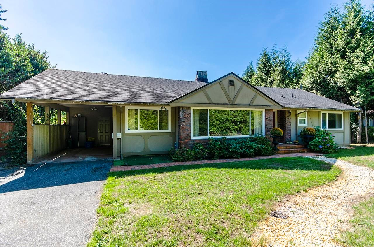Main Photo: 768 WESTCOT Place in West Vancouver: British Properties House for sale : MLS®# R2614175
