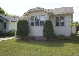 Photo 2: 216 Rutland Street in WINNIPEG: St James Residential for sale (West Winnipeg)  : MLS®# 1414398