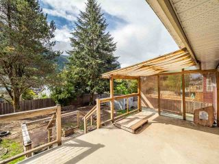 Photo 28: 38322 CHESTNUT Avenue in Squamish: Valleycliffe House for sale : MLS®# R2579275