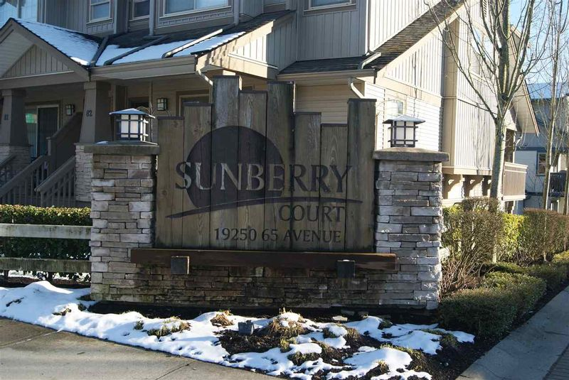 FEATURED LISTING: 15 - 19250 65 Avenue Surrey