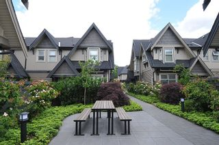 """Photo 18: 23 19095 MITCHELL Road in Pitt Meadows: Central Meadows Townhouse for sale in """"BROGDEN BROWN"""" : MLS®# R2180614"""