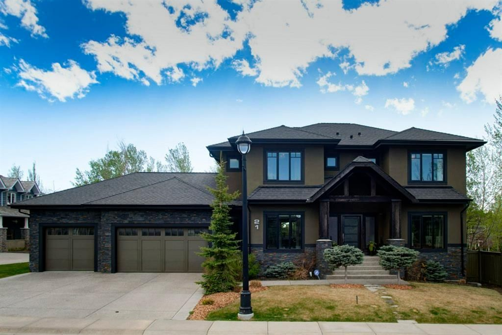 Main Photo: 21 Wentworth Hill SW in Calgary: West Springs Detached for sale : MLS®# A1109717