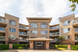 """Photo 1: 111 2559 PARKVIEW Lane in Port Coquitlam: Central Pt Coquitlam Condo for sale in """"THE CRESCENT"""" : MLS®# R2486202"""