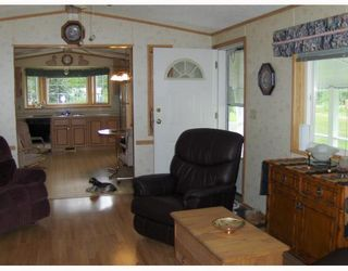 """Photo 6: 6735 SALMON VALLEY Road in Salmon_Valley: N76SV Manufactured Home for sale in """"SALMON VALLEY"""" (PG Rural North (Zone 76))  : MLS®# N174141"""
