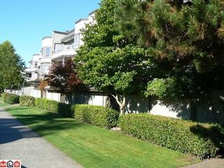 Photo 1: 107 1840 SOUTHMERE Crescent E: Sunnyside Park Surrey Home for sale ()  : MLS®# F1106103