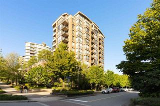 """Main Photo: 304 170 W 1ST Street in North Vancouver: Lower Lonsdale Condo for sale in """"ONE PARK LANE"""" : MLS®# R2594456"""