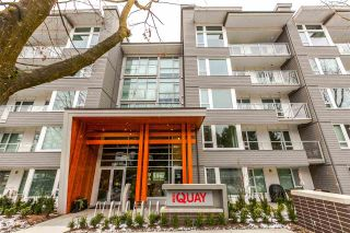 """Photo 1: 204 255 W 1ST Street in North Vancouver: Lower Lonsdale Condo for sale in """"West Quay"""" : MLS®# R2242663"""