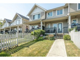 """Photo 3: 46 19097 64 Avenue in Surrey: Cloverdale BC Townhouse for sale in """"The Heights"""" (Cloverdale)  : MLS®# R2601092"""