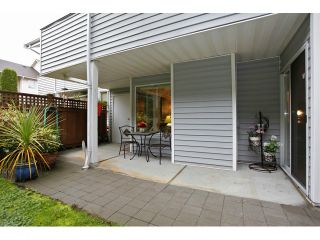 """Photo 12: 25 1235 JOHNSON Street in Coquitlam: Canyon Springs Townhouse for sale in """"CREEKSIDE PLACE"""" : MLS®# V1035997"""