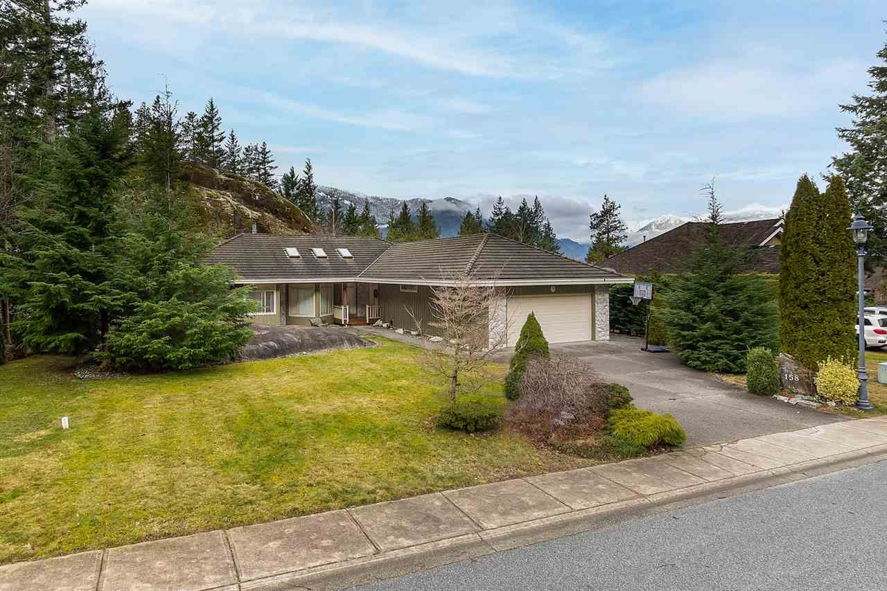 """Main Photo: 158 STONEGATE Drive: Furry Creek House for sale in """"Furry Creek"""" (West Vancouver)  : MLS®# R2549298"""
