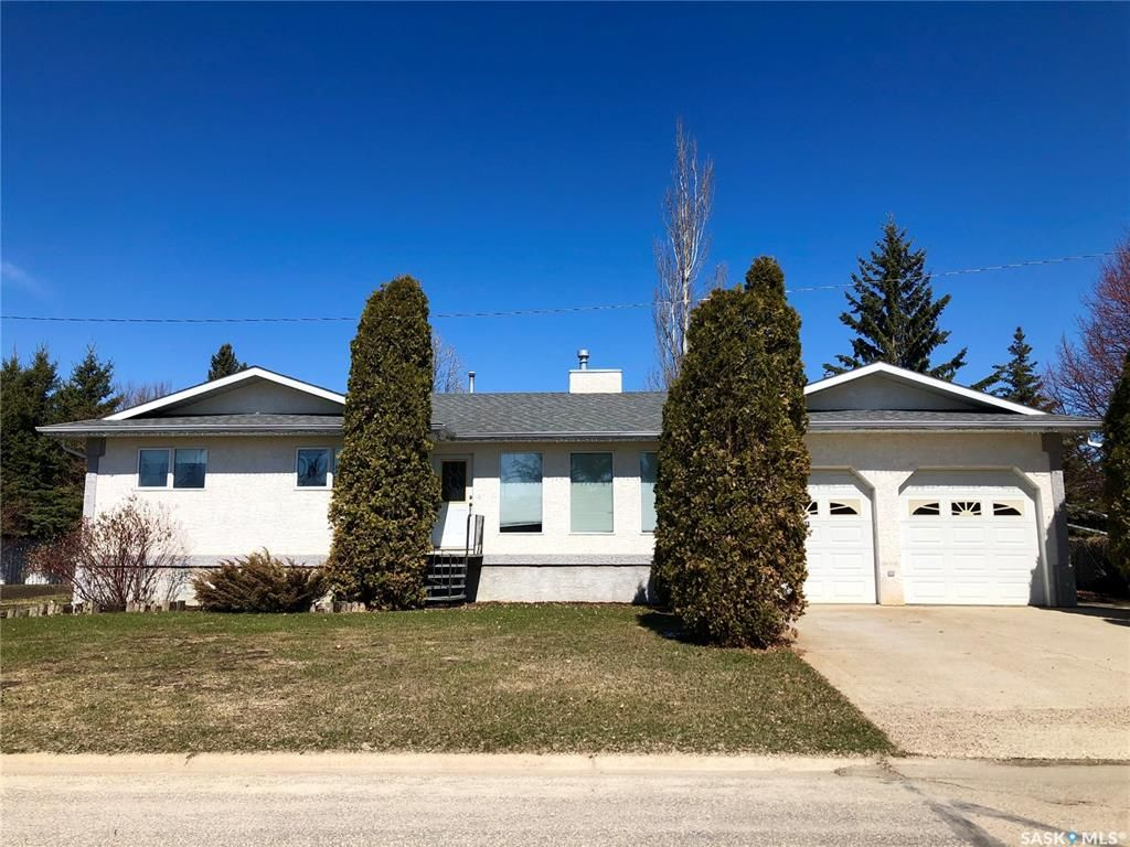 Main Photo: 200 4th Street North in Nipawin: Residential for sale : MLS®# SK840511