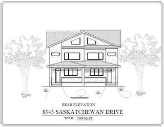 Photo 4: 2 8343 SASKATCHEWAN Drive in Edmonton: Zone 15 House Half Duplex for sale : MLS®# E4251615