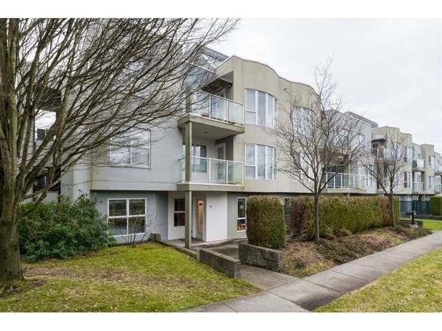 Main Photo: 119 7800 ST. ALBANS Road in Richmond: Brighouse South Condo for sale : MLS®# R2526954