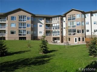 Main Photo: 108 1151 St Anne's Road in Winnipeg: South St Vital Apartment for sale (South Winnipeg)  : MLS®# 1208426