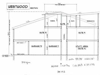 Photo 2: 2989 COMO LAKE Avenue in Coquitlam: Meadow Brook Land for sale : MLS®# V1042293