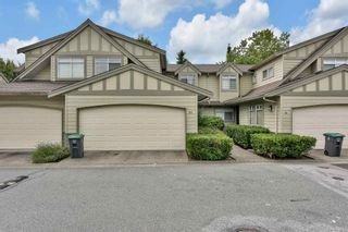"""Photo 1: 32 10238 155A Street in Surrey: Guildford Townhouse for sale in """"Chestnut Lane"""" (North Surrey)  : MLS®# R2599114"""