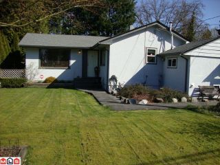 Photo 1: 32195 PINEVIEW Avenue in Abbotsford: Abbotsford West House for sale : MLS®# F1209256