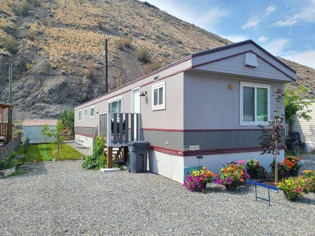 Main Photo: 4 1055 OLD CARIBOO ROAD: Cache Creek Manufactured Home/Prefab for sale (South West)  : MLS®# 163371