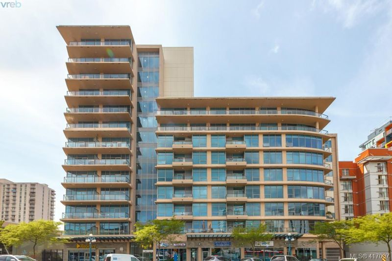 FEATURED LISTING: 702 - 845 Yates St VICTORIA