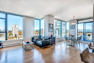"""Photo 4: 1903 11 E ROYAL Avenue in New Westminster: Fraserview NW Condo for sale in """"""""THE RESIDENCES OF VICTORIA HILL"""""""" : MLS®# R2354217"""