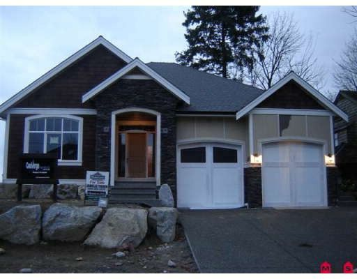 """Main Photo: 33170 WHIDDEN Avenue in Mission: Mission BC House for sale in """"College Heights"""" : MLS®# F2814816"""