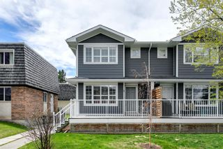 Main Photo: 1 1935 24A Street SW in Calgary: Richmond Row/Townhouse for sale : MLS®# A1102711