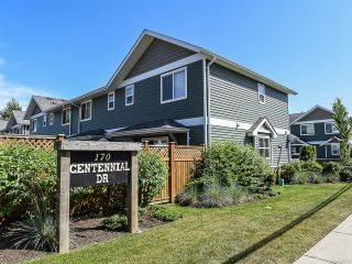 Photo 1: 108 170 CENTENNIAL DRIVE in COURTENAY: CV Courtenay East Row/Townhouse for sale (Comox Valley)  : MLS®# 820333