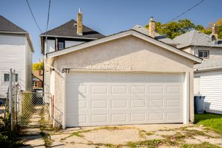 Photo 23: 577 Home Street in Winnipeg: West End House for sale (5A)  : MLS®# 202024221