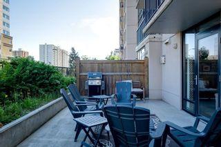 Photo 4: 202 11933 JASPER Avenue in Edmonton: Zone 12 Condo for sale : MLS®# E4248472