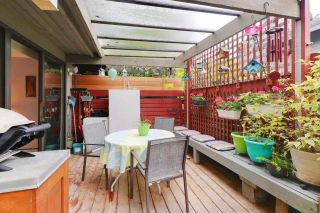 Photo 16: 1805 GREER AVENUE in Vancouver: Kitsilano Townhouse for sale (Vancouver West)  : MLS®# R2512434