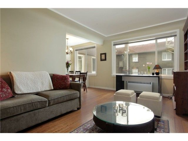 """Main Photo: 304 3591 OAK Street in Vancouver: Shaughnessy Condo for sale in """"Oakview Apts"""" (Vancouver West)  : MLS®# V937079"""