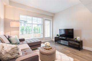 Photo 2: 1 5148 SAVILE ROW in Burnaby: Burnaby Lake Townhouse for sale (Burnaby South)  : MLS®# R2276823