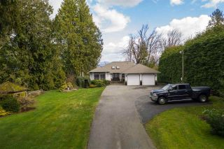 Photo 1: 5012 MT LEHMAN Road in Abbotsford: Bradner House for sale : MLS®# R2501337