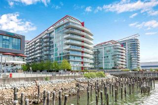 """Photo 16: 311 175 VICTORY SHIP Way in North Vancouver: Lower Lonsdale Condo for sale in """"CASCADE AT THE PIER"""" : MLS®# R2575296"""