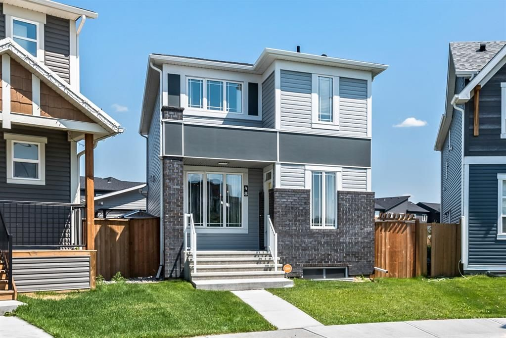Main Photo: 48 Seton Terrace SE in Calgary: Seton Detached for sale : MLS®# A1129665
