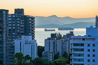 """Photo 18: 1406 1003 PACIFIC Street in Vancouver: West End VW Condo for sale in """"SEASTAR"""" (Vancouver West)  : MLS®# R2601832"""