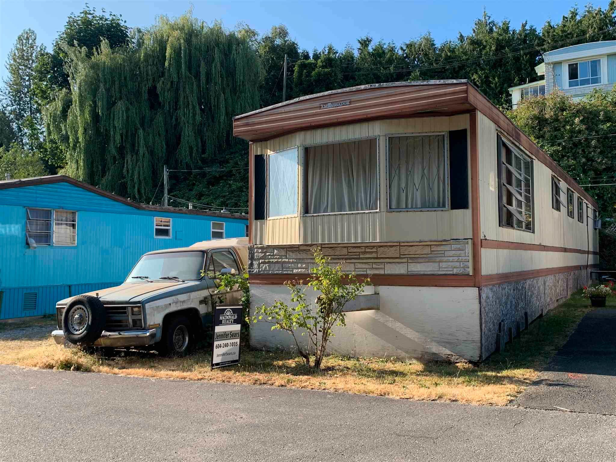 Main Photo: 12 32151 LOUGHEED Highway in Mission: Mission BC Manufactured Home for sale : MLS®# R2603329