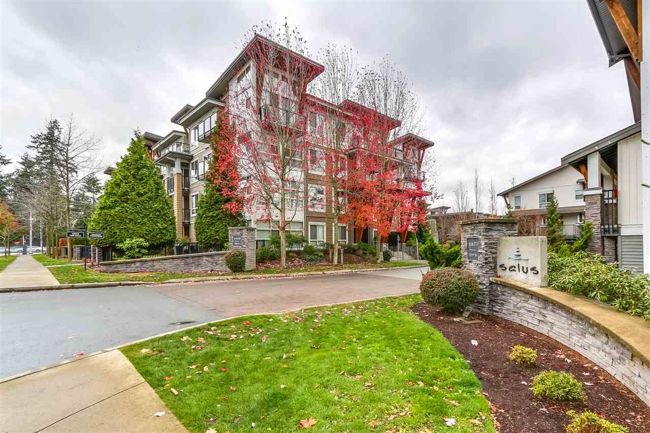 """Main Photo: 65 6671 121 Street in Surrey: West Newton Townhouse for sale in """"Salus"""" : MLS®# R2220805"""