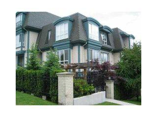 """Photo 1: # 6 288 ST DAVIDS AV in North Vancouver: Lower Lonsdale Condo for sale in """"ST DAVIS LANDING"""" : MLS®# V880275"""