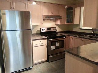 """Main Photo: 206 1318 W 6TH Avenue in Vancouver: Fairview VW Townhouse for sale in """"BIRCH GARGENS"""" (Vancouver West)  : MLS®# V1084409"""