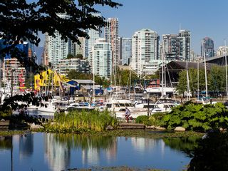 """Photo 23: 1511 MARINER Walk in Vancouver: False Creek Townhouse for sale in """"THE LAGOONS"""" (Vancouver West)  : MLS®# V1076044"""