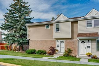 Photo 37: 14 3620 51 Street SW in Calgary: Glenbrook Row/Townhouse for sale : MLS®# C4265108