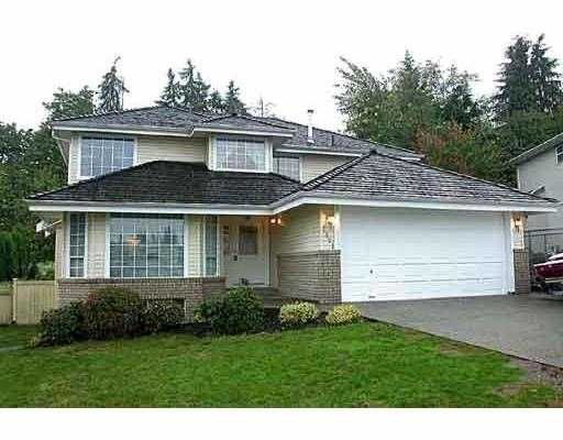 Main Photo: 2821 GREENBRIER PL in Coquitlam: Westwood Plateau House for sale : MLS®# V558361