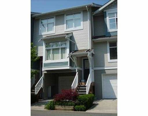 Main Photo: 9 9533 GRANVILLE Avenue in Richmond: McLennan North Townhouse for sale : MLS®# V805289