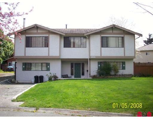 """Main Photo: 12776 ROSS Place in Surrey: Queen Mary Park Surrey House for sale in """"Robertson Park"""" : MLS®# F2813332"""
