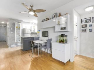 """Photo 10: 404 1562 W 5TH Avenue in Vancouver: False Creek Condo for sale in """"GRYPHON COURT"""" (Vancouver West)  : MLS®# R2211506"""