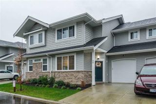 Photo 1: 54 12161 237 Street in Maple Ridge: Townhouse for sale : MLS®# R2135895